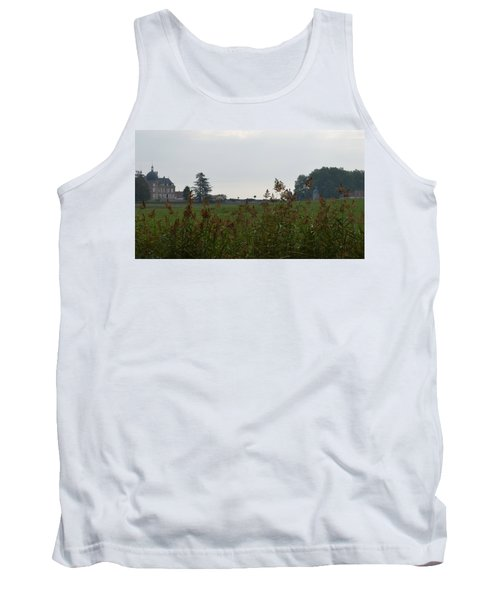 French Chateau Tank Top