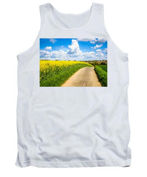 French Countryside Tank Top