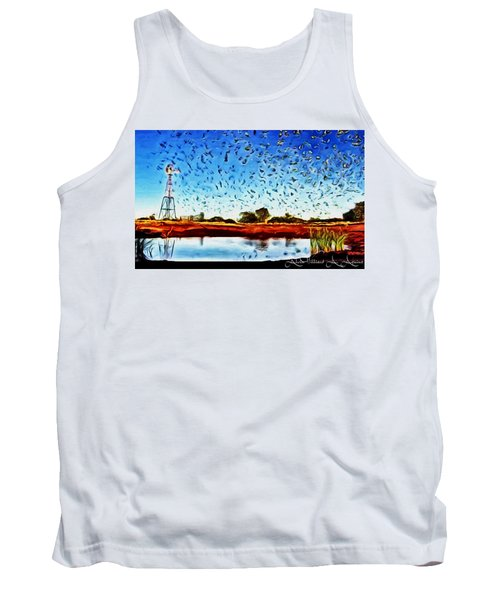 Fresh Mill Tank Top