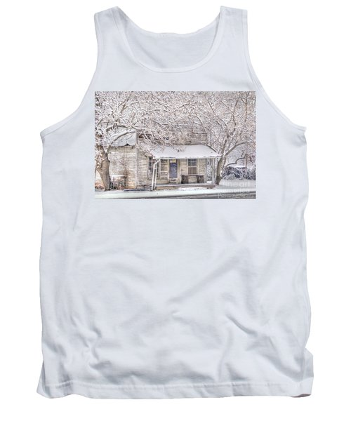 Freshwater Grocery Tank Top by Benanne Stiens