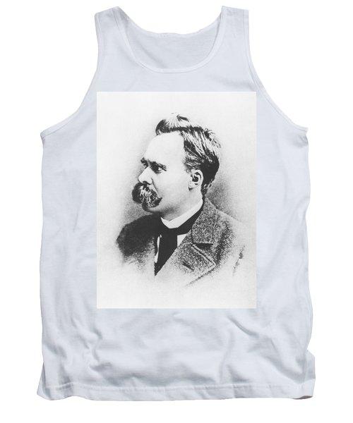 Friedrich Wilhelm Nietzsche In 1883 Tank Top