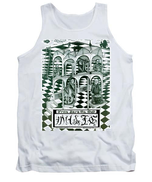 From Here On Out Music Tank Top
