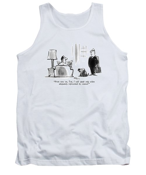 From Now Tank Top