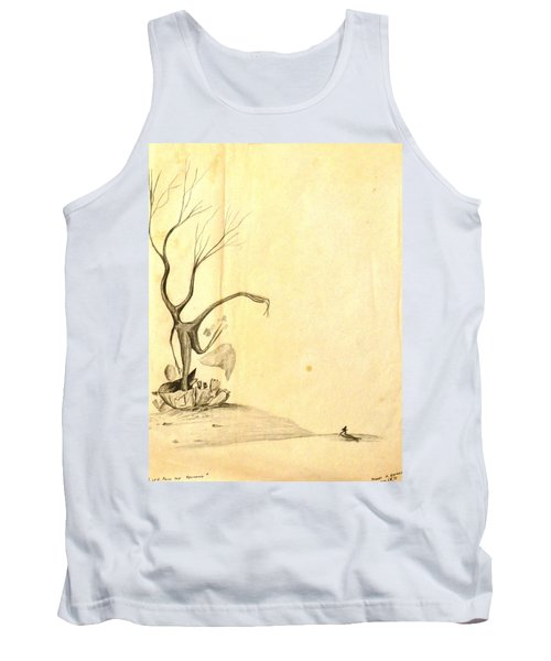 From The Beginning Tank Top
