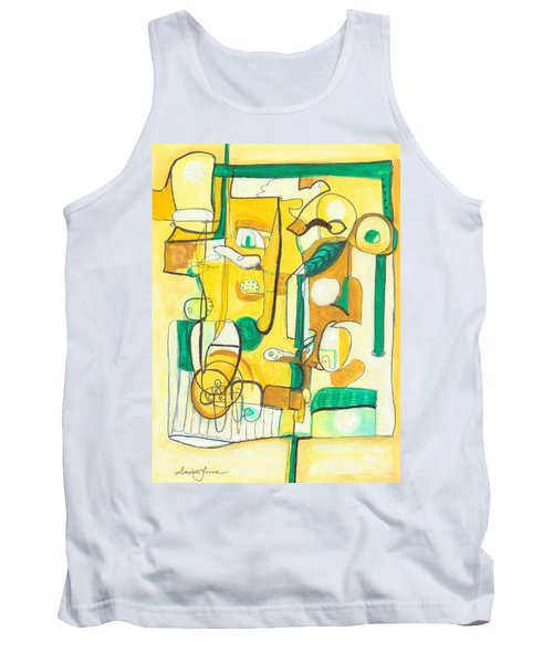 From Within 10 Tank Top by Stephen Lucas