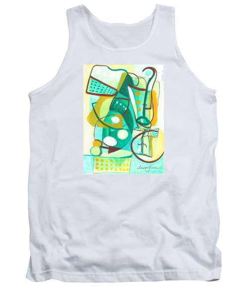 From Within #16 Tank Top