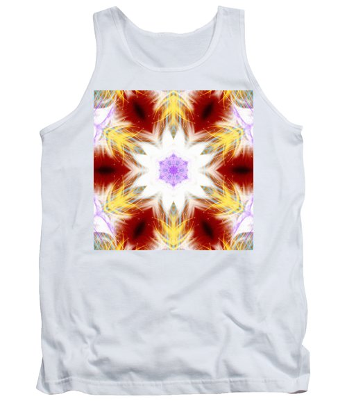 Frozen Whispers Tank Top