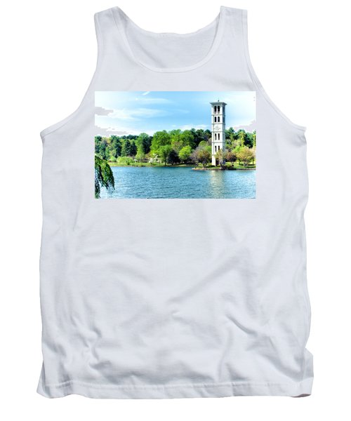 Furman Lake Tank Top