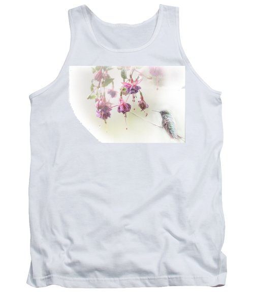 Fuschia Dreams Tank Top