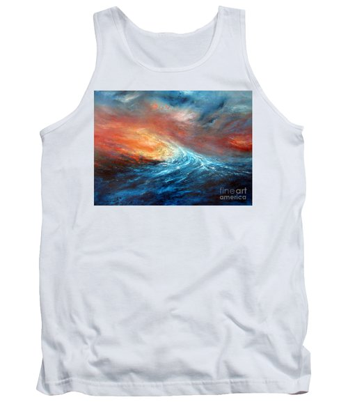 Fusion Tank Top by Valerie Travers