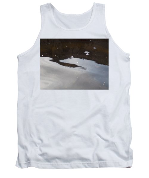 Water In Space  Tank Top