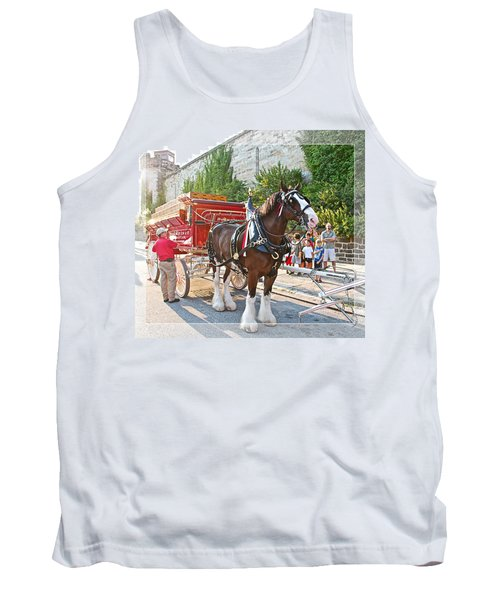 Getting Hitched Tank Top