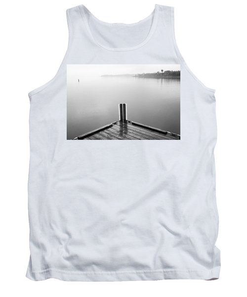 Tank Top featuring the photograph Ghost by Brian Duram