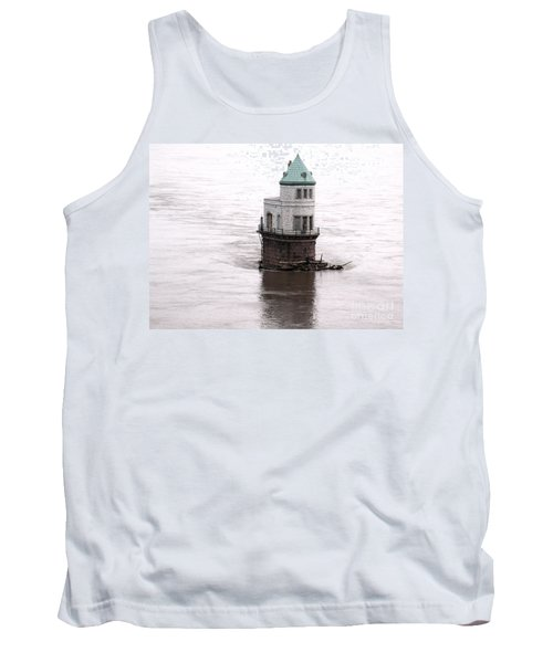 Ghost In The Window Tank Top by Kelly Awad