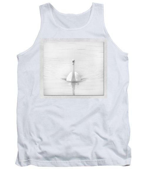 Ghostly White Tank Top by Lynn Bolt