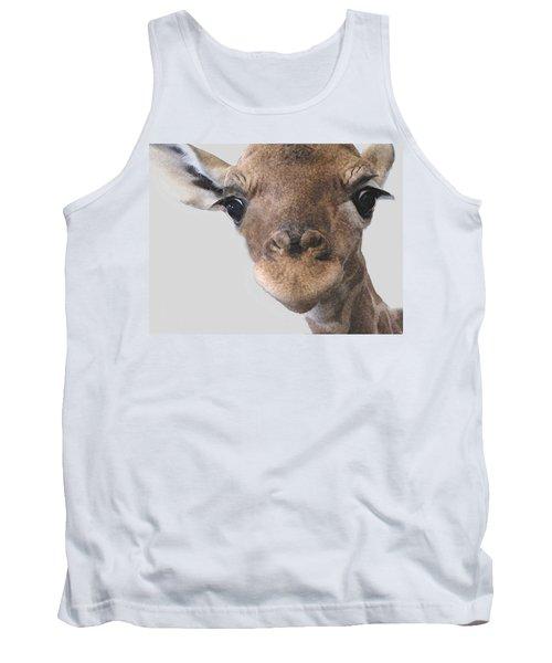 Giraffe Baby Tank Top