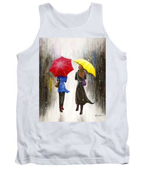 Girlfriends Tank Top by Kume Bryant