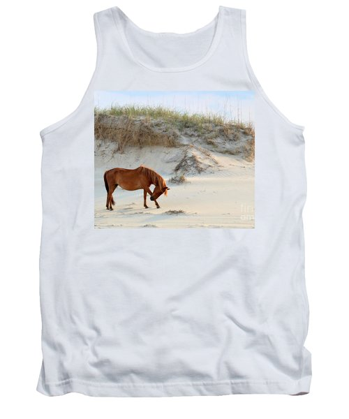 Giving Thanks Tank Top by Debbie Green