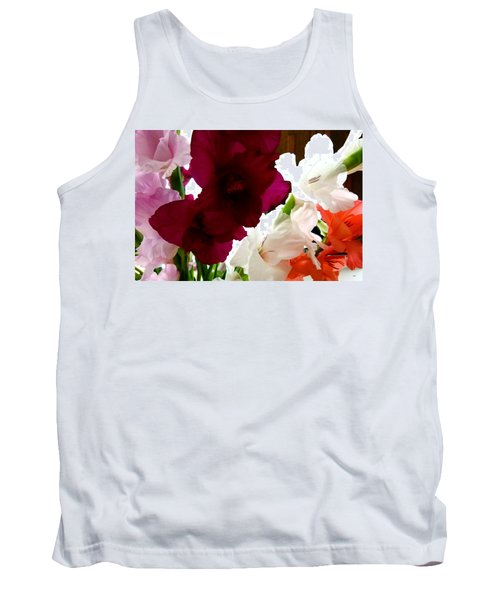 Glad Time Tank Top