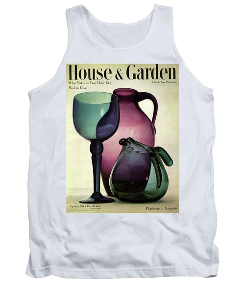 Glass Pieces By Benko Tank Top