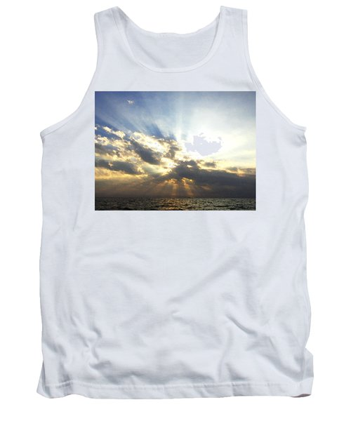 Glorious Rays Of Sunshine Tank Top