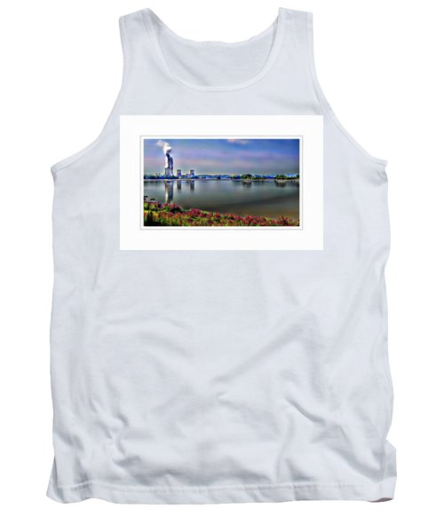 Glowing 3 Mile Island Tank Top