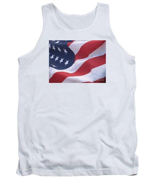 God Bless America Tank Top by Chrisann Ellis