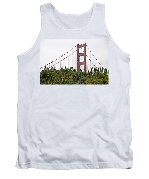 Golden Gate Bridge 1 Tank Top