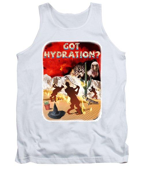 Got Hydration? Tank Top
