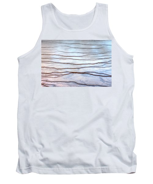 Tank Top featuring the photograph Gradations by David Andersen