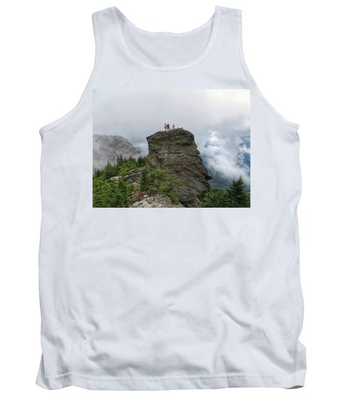 Grandfather Mountain Hikers Tank Top
