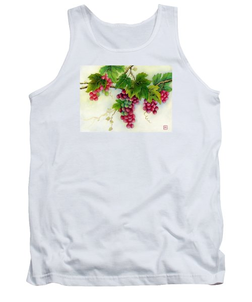 Grapes Tank Top