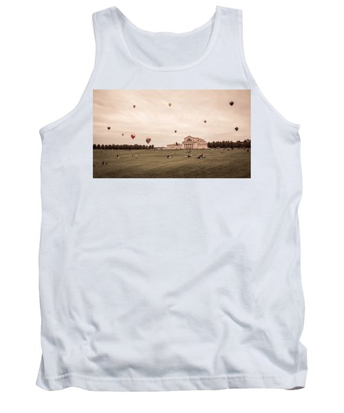 Great Forest Park Balloon Race Tank Top