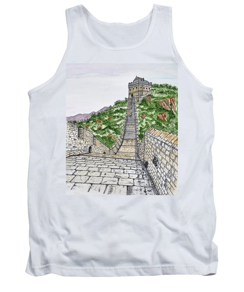 Greatest Wall Ever Tank Top