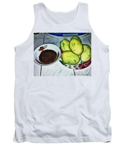 Green Mangoes Tank Top