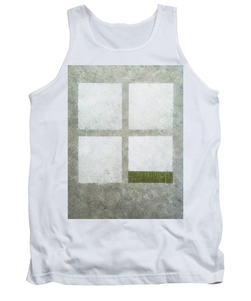 Green Painting 1 Tank Top