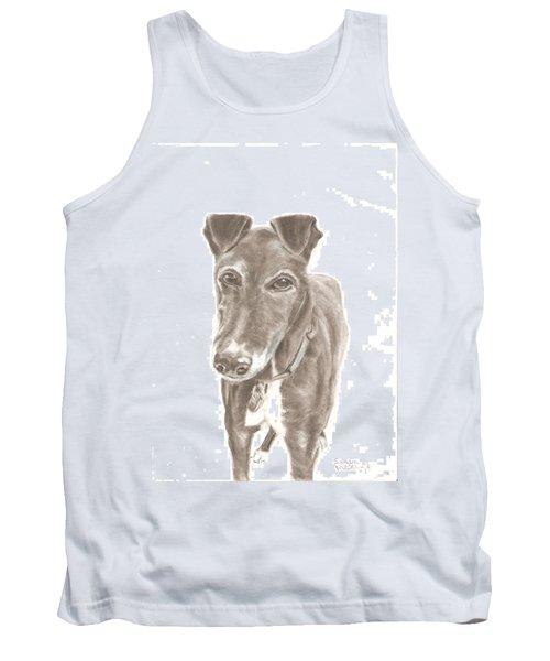 Greyhound Tank Top