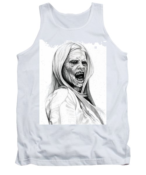Grimm Hexenbiest Tank Top by Fred Larucci