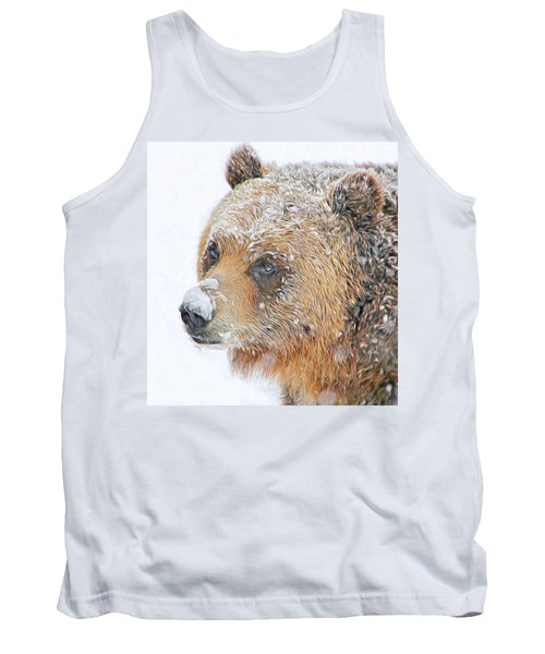Grizzly Frost Tank Top