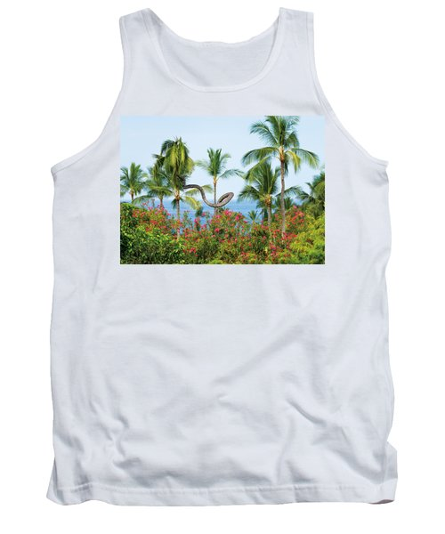 Grow Your Own Way Tank Top by Denise Bird