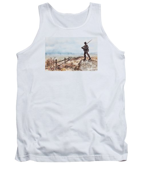 Guardian Of The Fields Tank Top