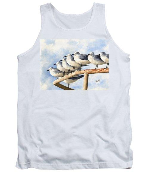 Gulls Tank Top