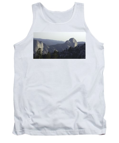 Half Dome From Olmsted Pt Tank Top
