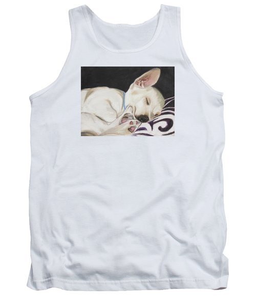 Hanks Sleeping Tank Top