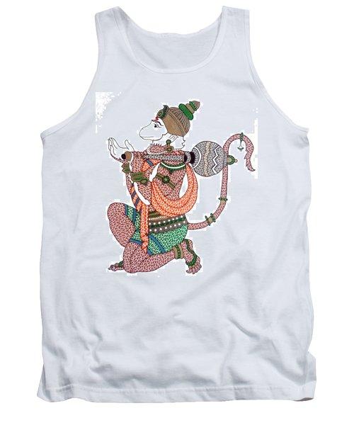 Hanuman Tank Top