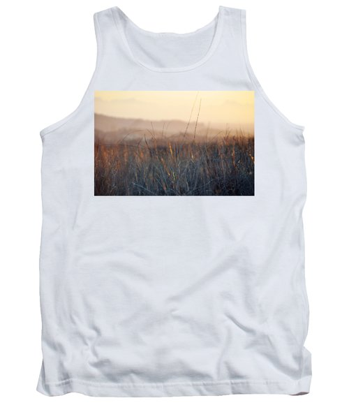 Tank Top featuring the photograph Happy Camp Canyon Magic Hour by Kyle Hanson