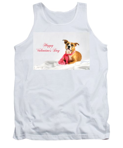 Fifty Shades Of Pink - Happy Valentine's Day Tank Top