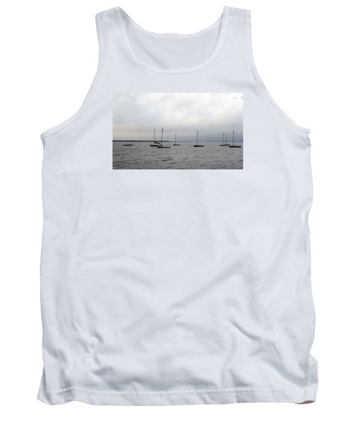 Tank Top featuring the photograph Harbor by David Jackson