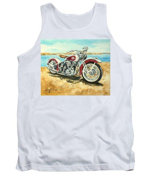 Harley Davidson 1960 Tank Top
