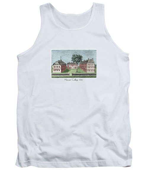 Harvard College - 1720 Tank Top